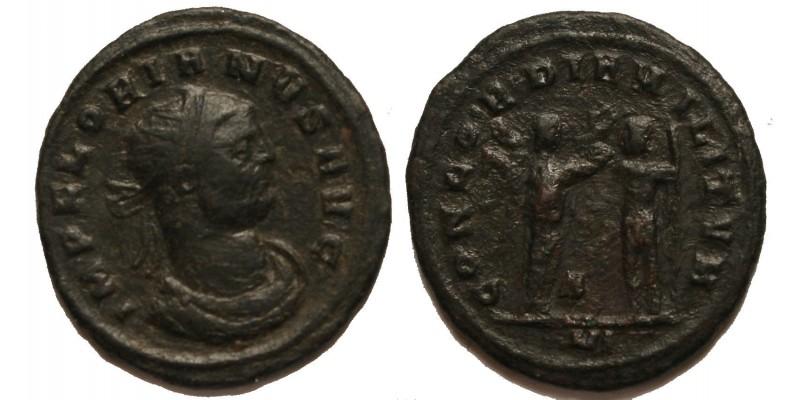 Római Birodalom Florianus 176 antoninianus