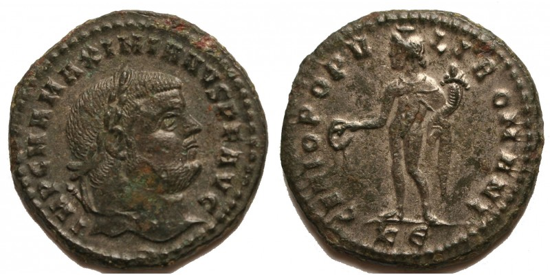 Római Birodalom Maximianus Herculius 286-305/310 follis Cyzicus