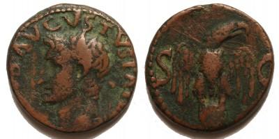 Római Birodalom Augustus ie. 27-isz. 14 as római sas R!