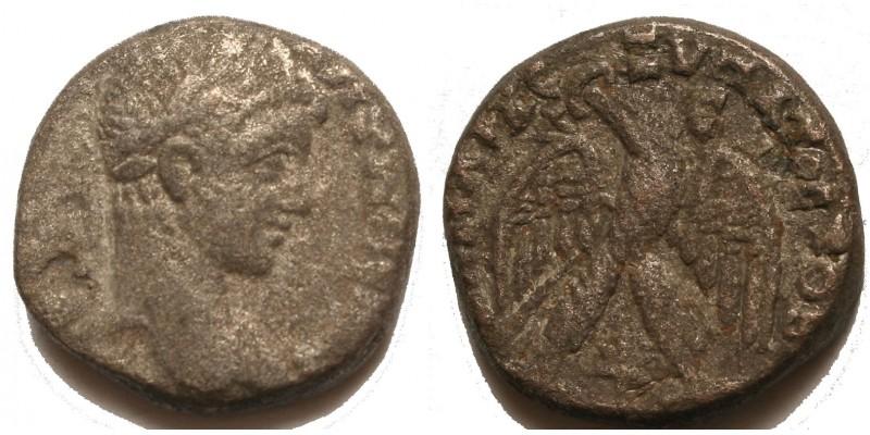 Római Birodalom Elagabalus 218-222 tetradrachma Antiochia
