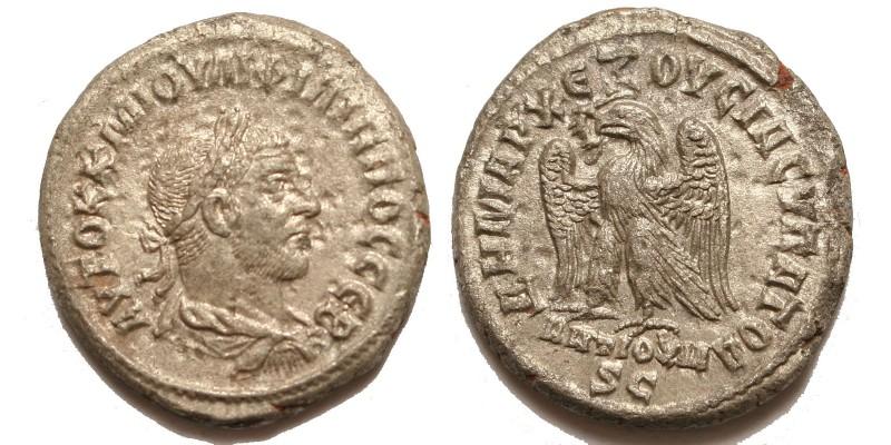 Római Birodalom I. Philippus 244-249 tetradrachma Antiochia