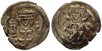 IV. Béla 1235-70 denár ÉH 246