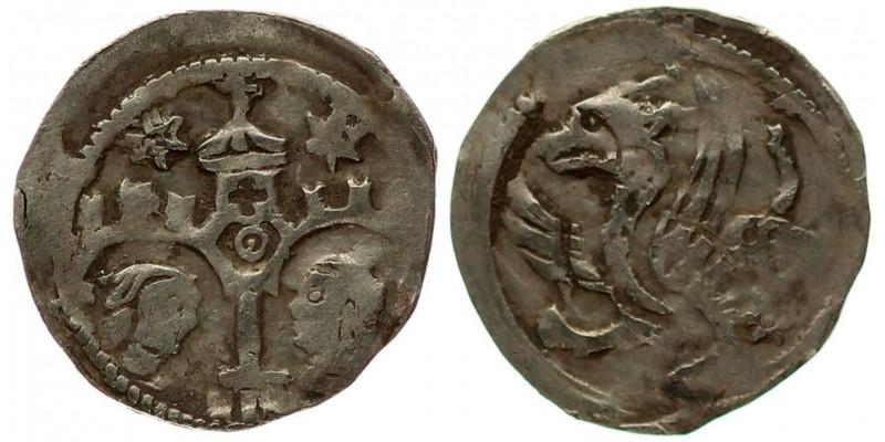 IV. László 1272-90 denár ÉH 300