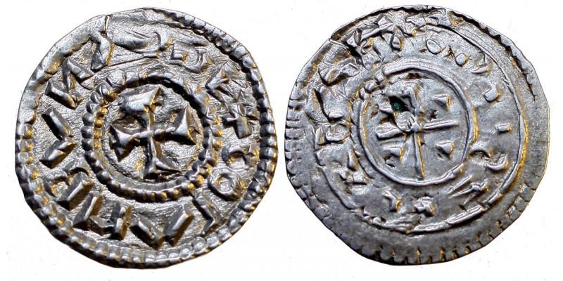 Kálmán 1095-1116 denár ÉH 26