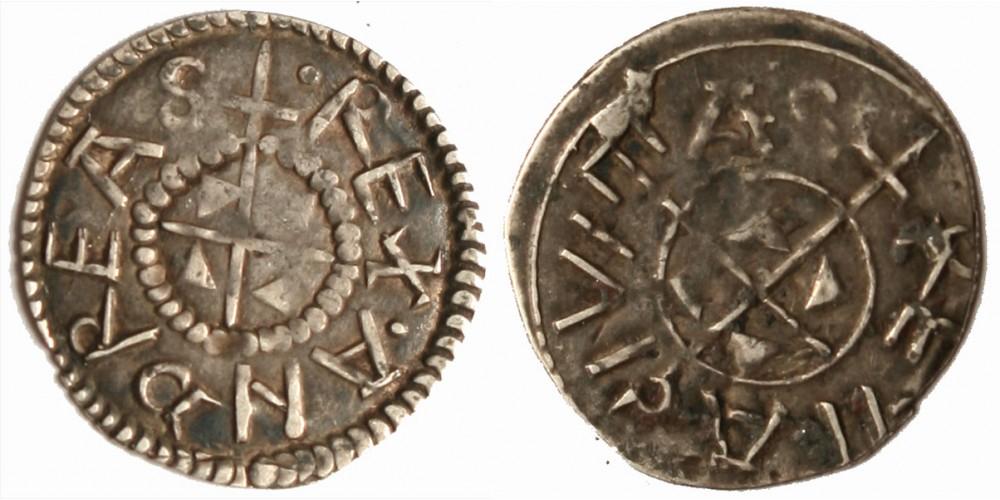 I. András 1047-60 denár ÉH 4