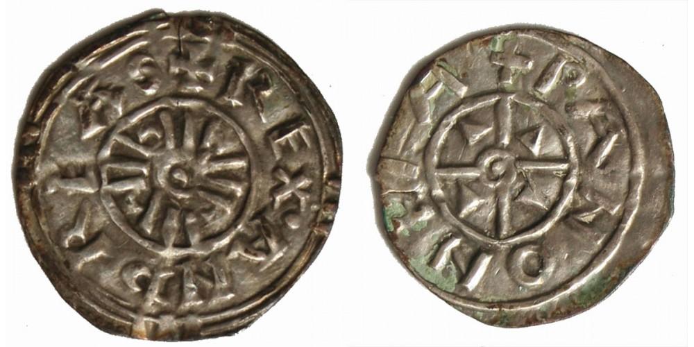I. András 1047-60 denár ÉH 5