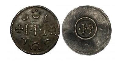 III. István 1162-72 denár ÉH 85