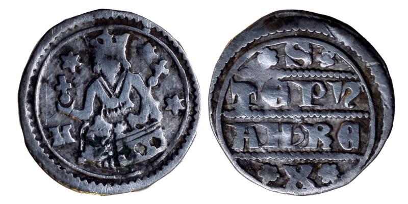 V. István 1245/1270-72 denár ÉH 257
