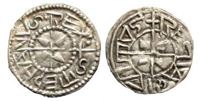 I. István 997-1038 denár EH1