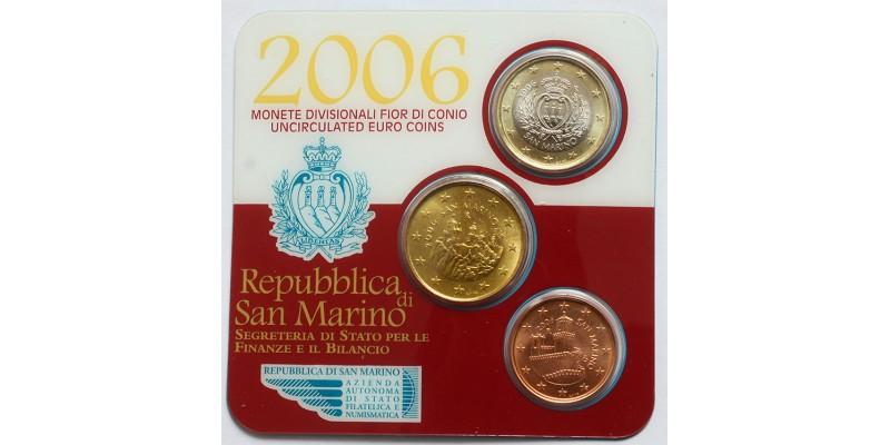 San Marino euro sor 2006