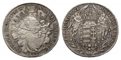 II. József  tallér 1783 B