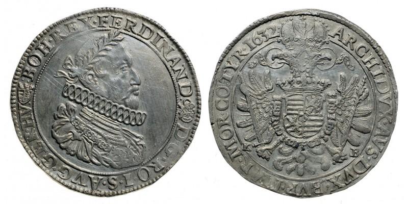 II.Ferdinánd tallér 1632 KB