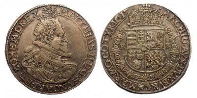II.Mátyás tallér 1613 KB