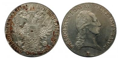 I.Ferenc Tallér 1824 B