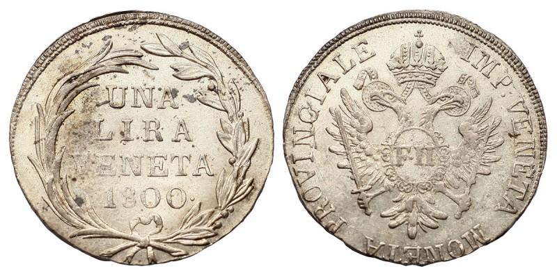 I.Ferenc 1 lira 1800
