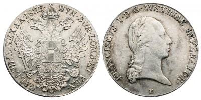 I.Ferenc Tallér 1823 E