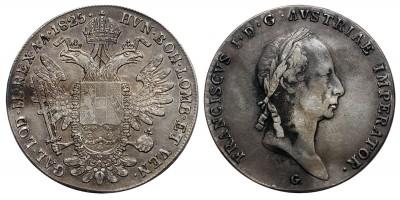 I.Ferenc Tallér 1825 G