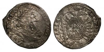 I.lipót XV krajcár 1694 St Veit