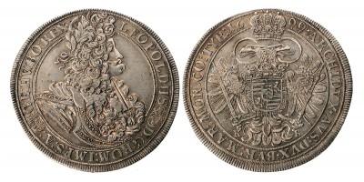 I.Lipót tallér 1699 KB.