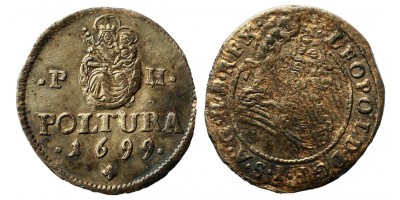 I.Lipót poltura 1699