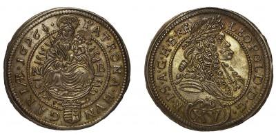Leopold I. 15 krajczár 1696 NB/PO