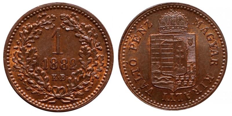 1 Krajcár 1882 KB