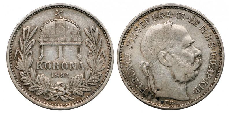 1 Korona 1892