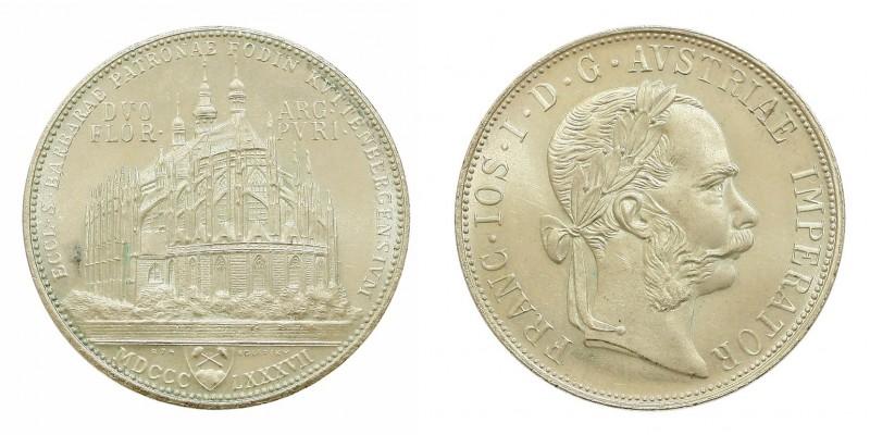 2 Forint 1887 Kuttenberg
