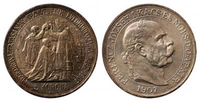 5 Korona 1907 Artex