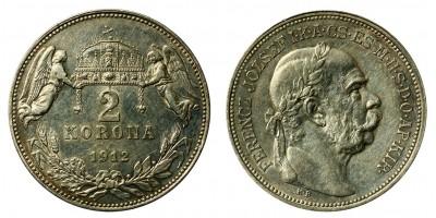 2 Korona 1912 KB