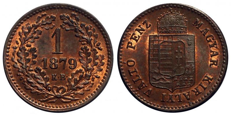 1 Krajcár 1879 KB
