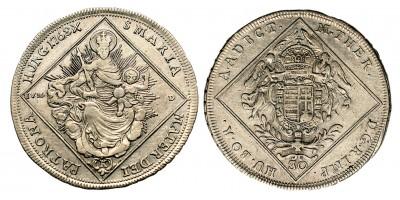 Mária Terézia 30 krajcár 1768 E.V.M.D/K