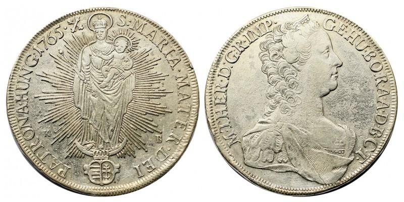 Mária Terézia tallér 1765 KB