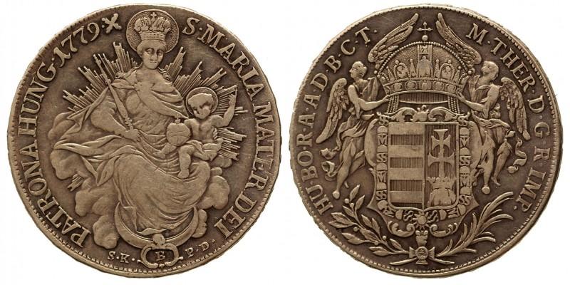 Mária Terézia tallér 1779 B