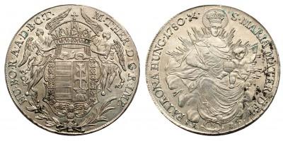 Mária Terézia tallér 1780 B/S.K.P.D.