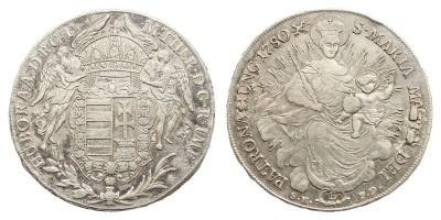 Mária Terézia tallér 1780 B