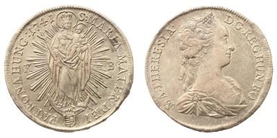 Mária Terézia tallér 1741 KB