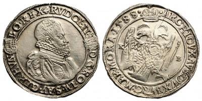 Rudolf  tallér 1588 KB.