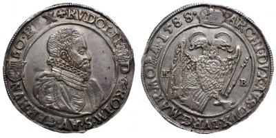 Rudolf tallér 1588 KB