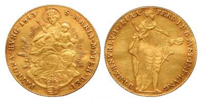 Dukát 1843 KB