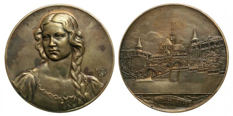 Budapesti Emlék, Berán Lajos 1931
