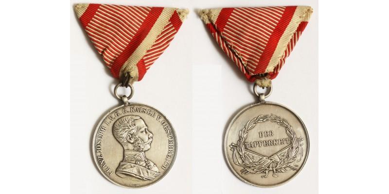Ferenc József Nagyezüst Vitézségi