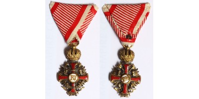 Ferenc József Rend Lovagkeresztje