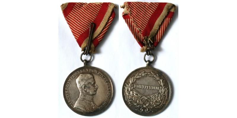 Károly Nagyezüst Vitézségi