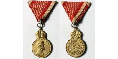 Károly Bronz Signum Laudis