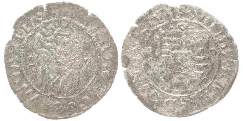 Szapolyai János denár 1530 A-B ÉH 705