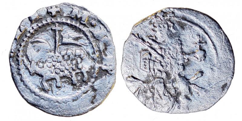 Károly Róbert 1307-42 denár ÉH 372