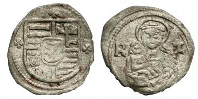 Szapolyai János 1526-40 obulus ÉH 711 RR!