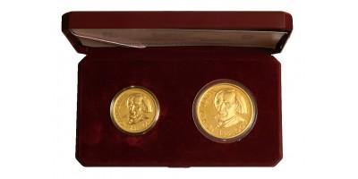 Arany Kodály 500 Ft és 1000 Ft díszdobozban