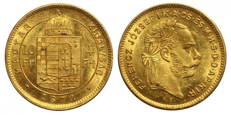 4 Forint 1872 KB